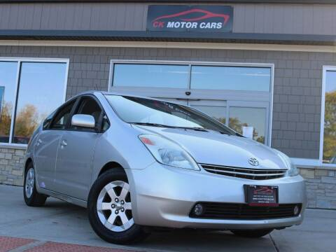 2005 Toyota Prius for sale at CK MOTOR CARS in Elgin IL