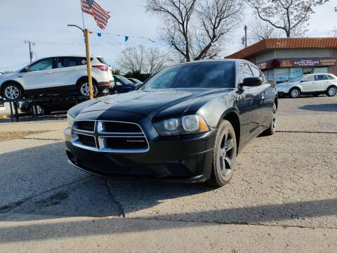 2011 Dodge Charger for sale at Lamarina Auto Sales in Dearborn Heights MI