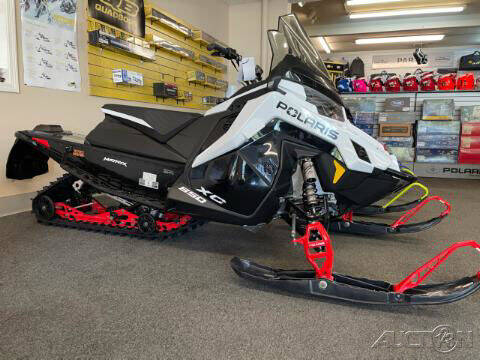 2021 Polaris 850 MATRYX INDY 129 ES 1.35 CO for sale at ROUTE 3A MOTORS INC in North Chelmsford MA