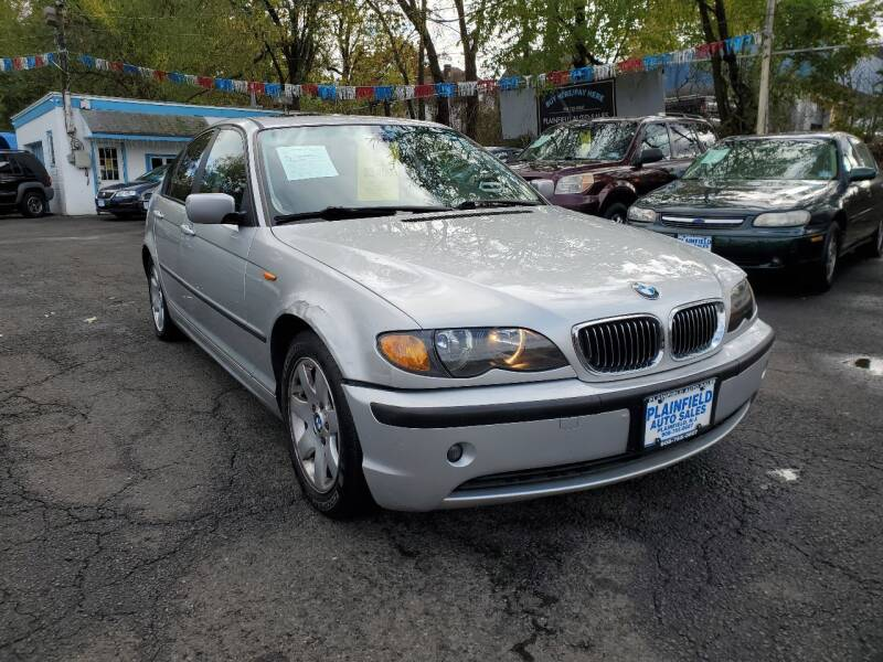 2004 BMW 3 Series for sale at New Plainfield Auto Sales in Plainfield NJ