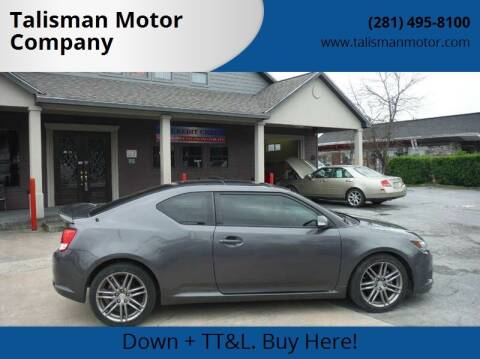 2011 Scion tC for sale at Don Jacobson Automobiles in Houston TX