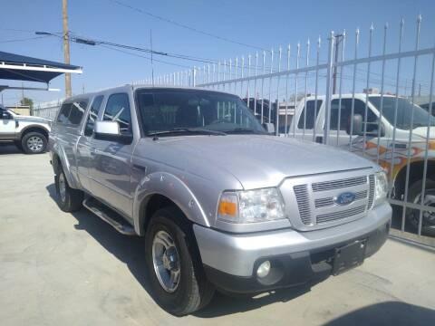 2011 Ford Ranger for sale at Hugo Motors INC in El Paso TX