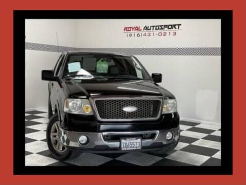 2006 Ford F-150 for sale at Royal AutoSport in Sacramento CA