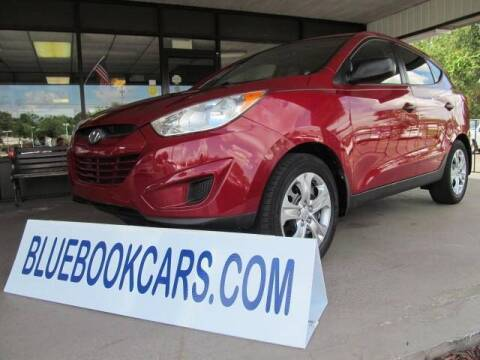 2012 Hyundai Tucson for sale at Blue Book Cars in Sanford FL