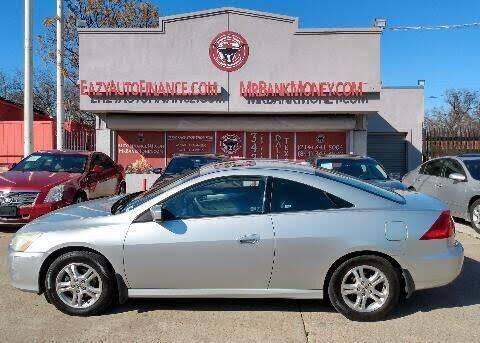 2006 Honda Accord for sale at Eazy Auto Finance in Dallas TX