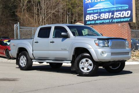 2009 Toyota Tacoma for sale at Skyline Motors in Louisville TN