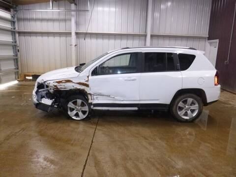 2016 Jeep Compass for sale at East Coast Auto Source Inc. in Bedford VA