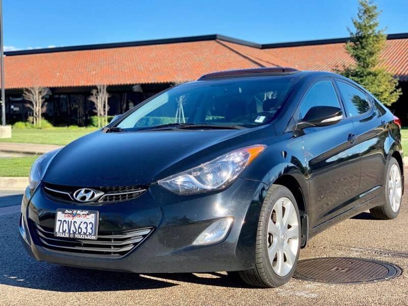 2013 Hyundai Elantra for sale at Silmi Auto Sales in Newark CA