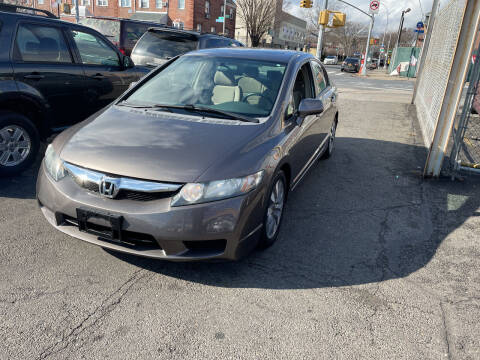 2010 Honda Civic for sale at Ultra Auto Enterprise in Brooklyn NY