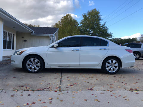 2009 Honda Accord for sale at H3 Auto Group in Huntsville TX