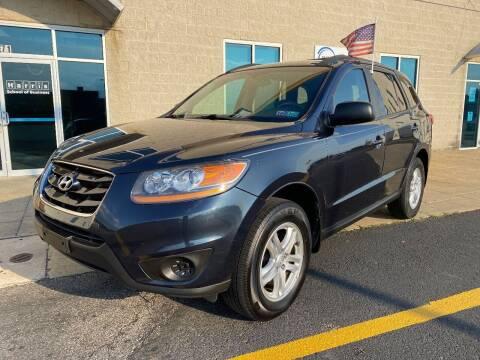2011 Hyundai Santa Fe for sale at CAR SPOT INC in Philadelphia PA