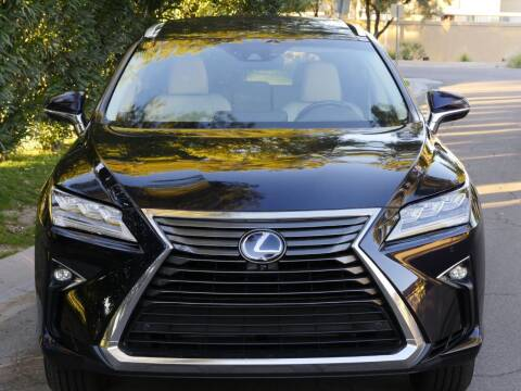 2017 Lexus RX 450h for sale at AZGT LLC in Phoenix AZ