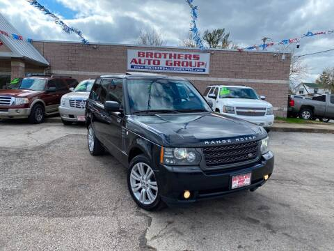 2011 Land Rover Range Rover for sale at Brothers Auto Group in Youngstown OH