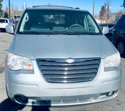 2010 Chrysler Town and Country for sale at GPS Motors in Denver CO