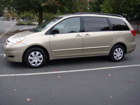 2008 Toyota Sienna for sale at Western Auto Brokers in Lynnwood WA
