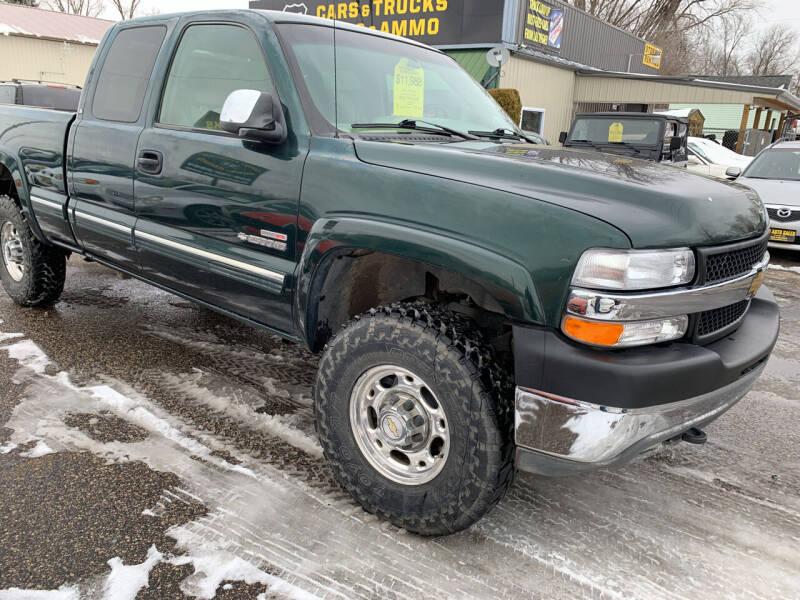 2002 Chevrolet Silverado 2500HD for sale at 51 Auto Sales in Portage WI