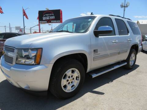 2013 Chevrolet Tahoe for sale at Moving Rides in El Paso TX
