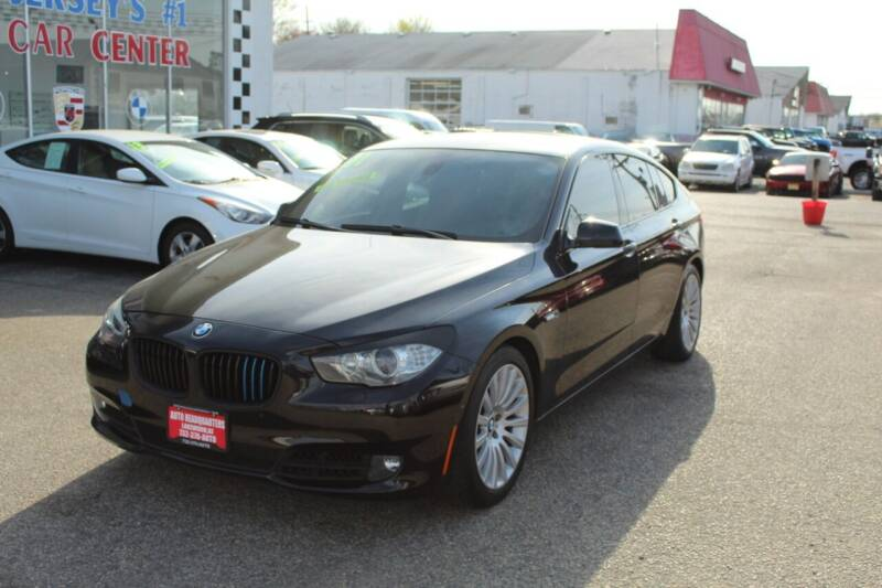 2011 BMW 5 Series for sale at Auto Headquarters in Lakewood NJ