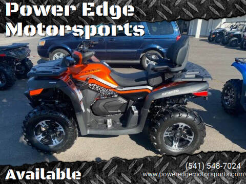 2021 CF Moto C600 for sale at Power Edge Motorsports in Redmond OR