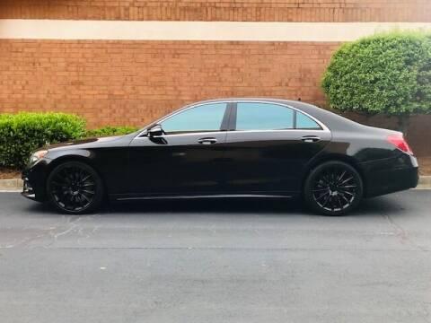 2015 Mercedes-Benz S-Class for sale at RPM Motorsports Of Atlanta in Atlanta GA
