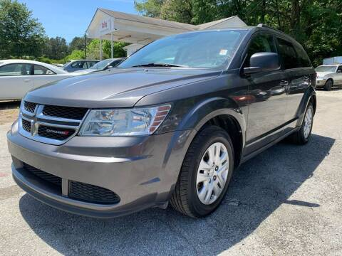 2015 Dodge Journey for sale at ATLANTA AUTO WAY in Duluth GA