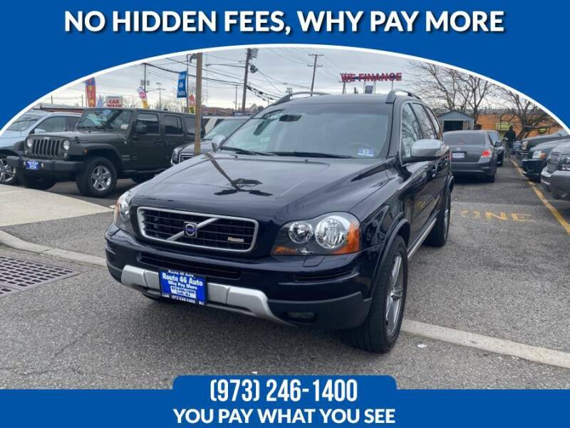 2010 Volvo XC90 for sale at Route 46 Auto Sales Inc in Lodi NJ