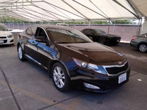 2013 Kia Optima for sale at Phantom Motors in Livermore CA
