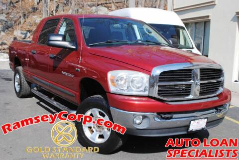 2007 Dodge Ram Pickup 1500 for sale at Ramsey Corp. in West Milford NJ