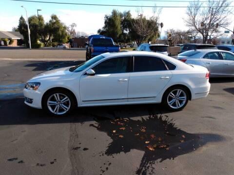 2012 Volkswagen Passat for sale at Nor Cal Auto Center in Anderson CA