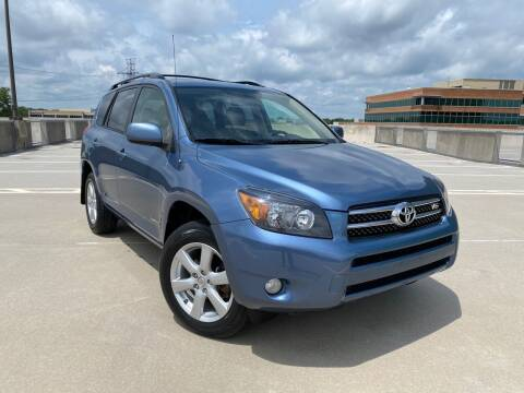2007 Toyota RAV4 for sale at Car Match in Temple Hills MD