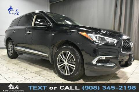 2019 Infiniti QX60 for sale at AUTO HOLDING in Hillside NJ