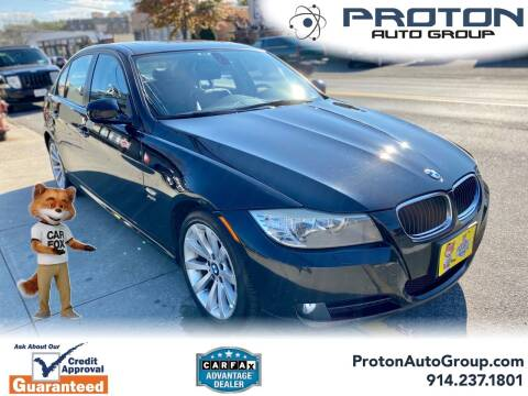 2011 BMW 3 Series for sale at Proton Auto Group in Yonkers NY