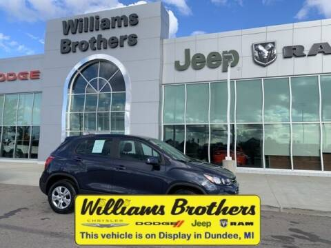 2018 Chevrolet Trax for sale at Williams Brothers - Pre-Owned Monroe in Monroe MI