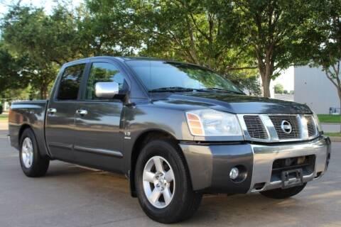2004 Nissan Titan for sale at DFW Universal Auto in Dallas TX