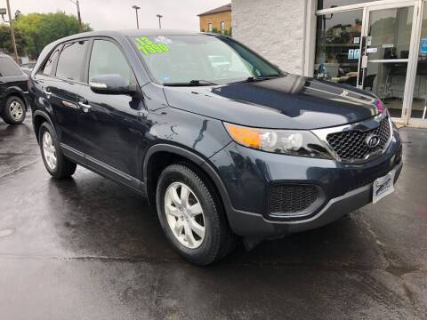 2013 Kia Sorento for sale at Streff Auto Group in Milwaukee WI