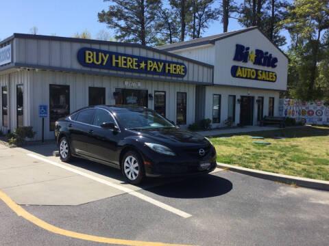 2012 Mazda MAZDA6 for sale at Bi Rite Auto Sales in Seaford DE