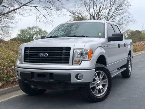2014 Ford F-150 for sale at William D Auto Sales in Norcross GA