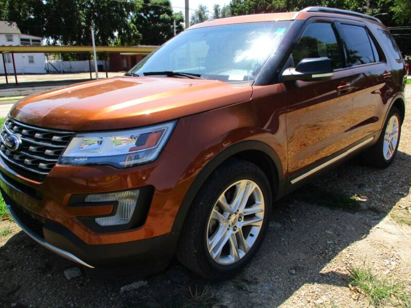 2017 Ford Explorer for sale at Dons Carz in Topeka KS