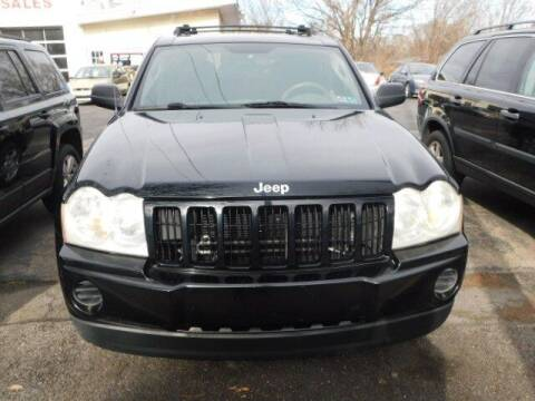 2006 Jeep Grand Cherokee for sale at Bethlehem Auto Sales in Bethlehem PA