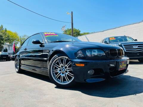 2006 BMW M3 for sale at Alpha AutoSports in Roseville CA