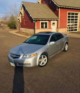 2006 Acura TL for sale at Rivera Auto Sales LLC in Saint Paul MN