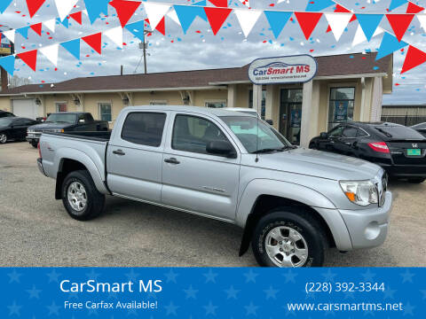 2008 Toyota Tacoma for sale at CarSmart MS in Diberville MS