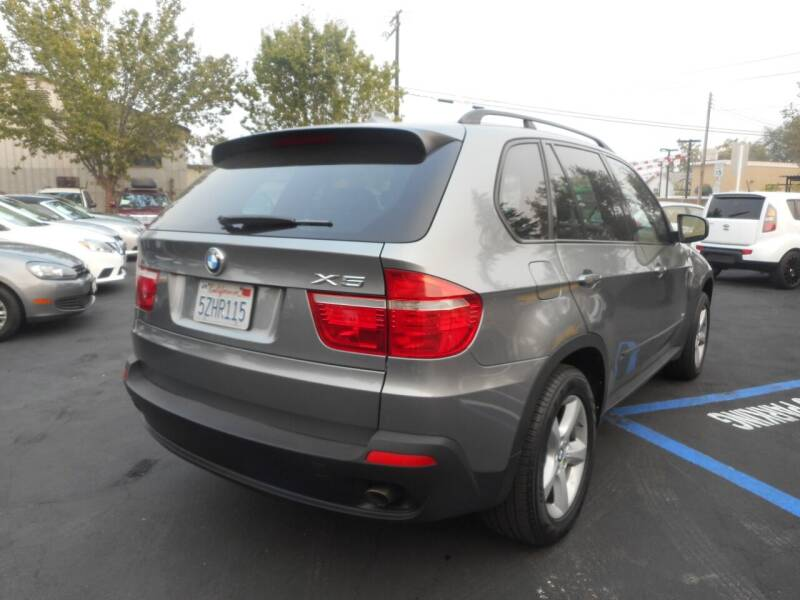 2007 BMW X5 AWD 3.0si 4dr SUV - Roseville CA