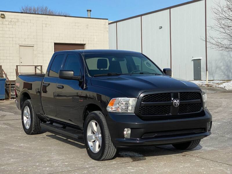 2015 Dodge Ram Pickup 1500 for sale at MILANA MOTORS in Omaha NE