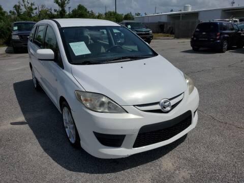 2008 Mazda MAZDA5 for sale at Jamrock Auto Sales of Panama City in Panama City FL