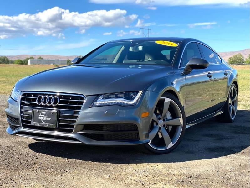 2015 Audi A7 for sale at Premier Auto Group in Union Gap WA
