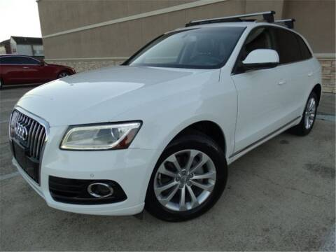2014 Audi Q5 for sale at Abe Motors in Houston TX