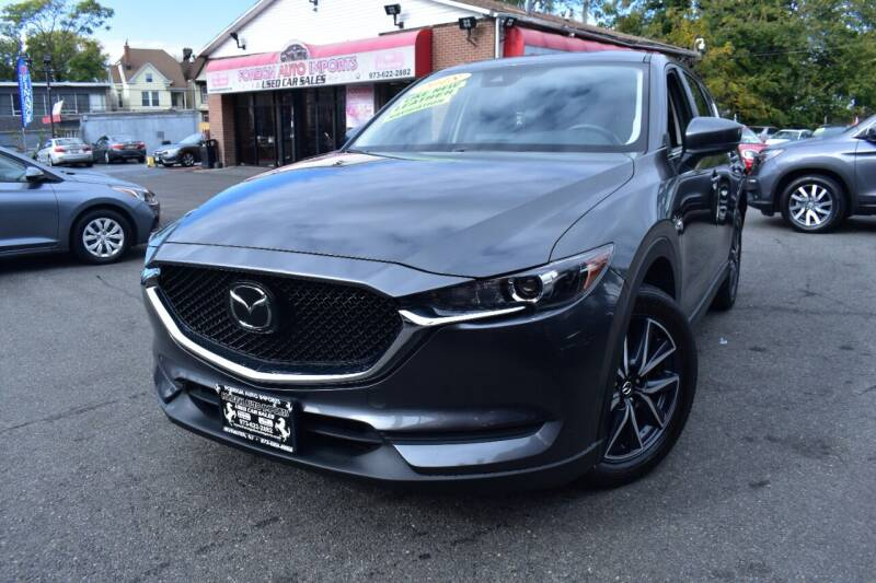 2018 Mazda CX-5 for sale at Foreign Auto Imports in Irvington NJ