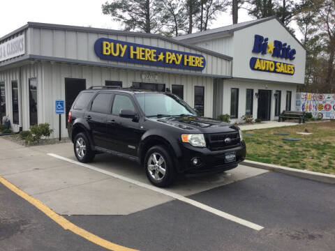 2008 Ford Escape for sale at Bi Rite Auto Sales in Seaford DE