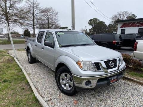 2009 Nissan Frontier for sale at Beach Auto Brokers in Norfolk VA